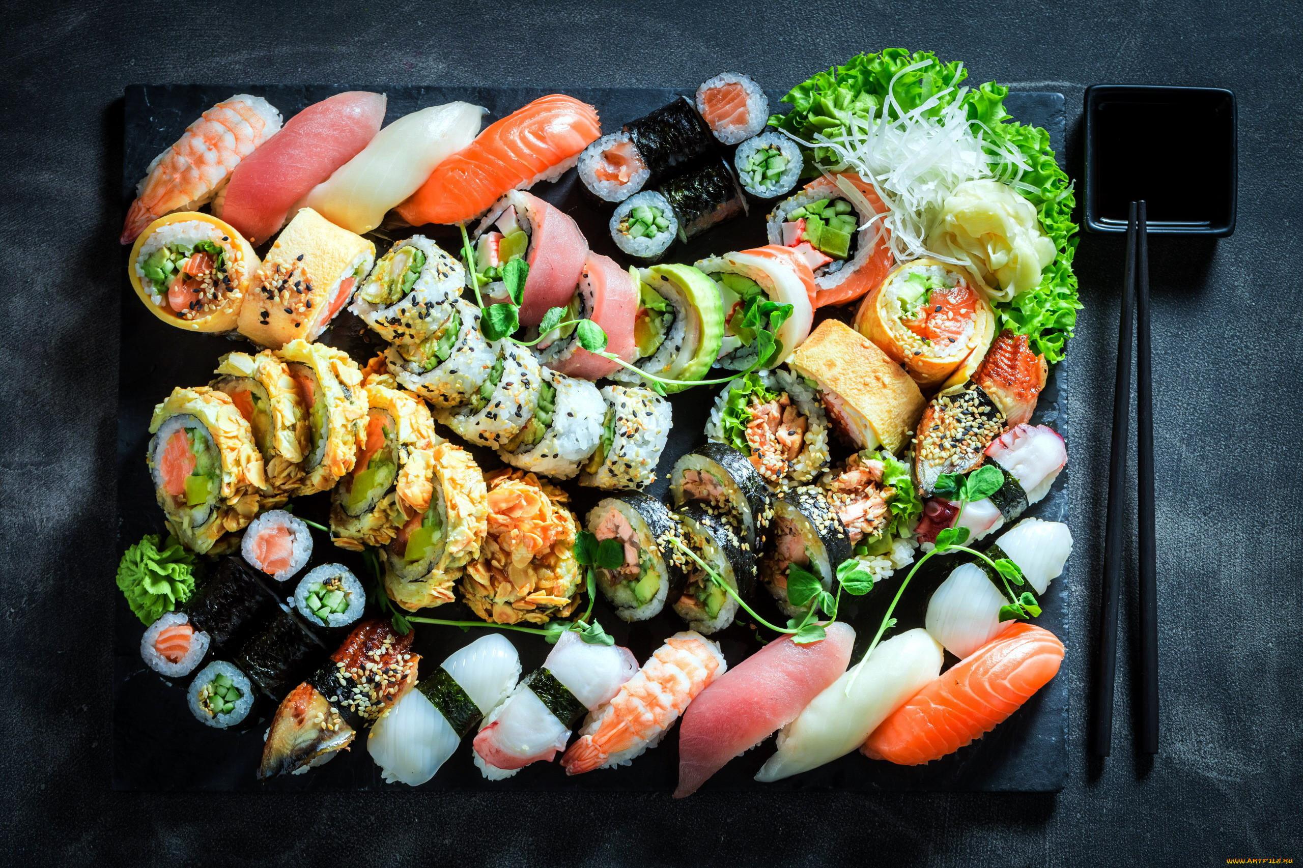 японская кухня с картинками новую, есть